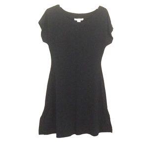 Little Black Jersey Dress, casual